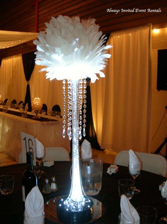Vases From Always Invited Event Rentals
